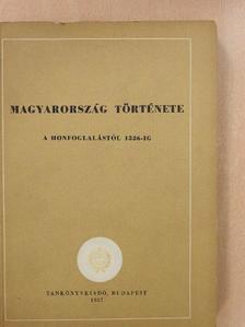 Elekes Lajos - Magyarország története I/1. [antikvár]