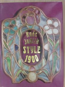Koós Judith - Style 1900 (dedikált példány) [antikvár]