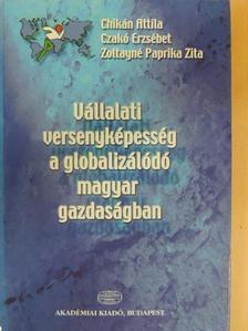 Antal-Mokos Zoltán - Vállalati versenyképesség a globalizálódó magyar gazdaságban [antikvár]