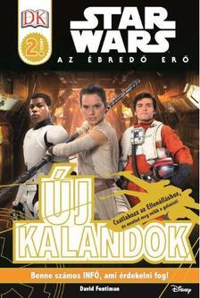 STAR WARS - Az ébredő erő - Új kalandok - Star Wars olvasókönyvek