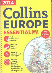 Collins Europe 2014 [antikvár]