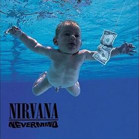 Nirvana - NEVERMIND LP NIRVANA