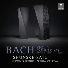 Bach - VIOLIN CONCERTOS CD SATO