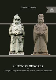 Mózes Csoma - Mózes Csoma: The History of Korea