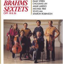 BRAHMS... - SEXTETS 2CD BRAHMS