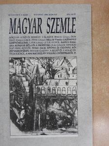 Bencze Gyula - Magyar Szemle 1993. március [antikvár]