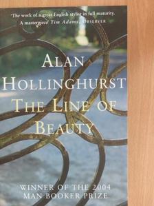 Alan Hollinghurst - The Line of Beauty [antikvár]