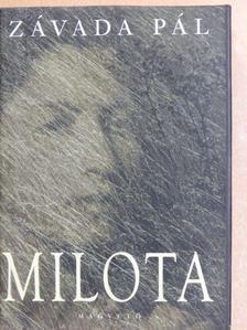 Závada Pál - Milota [antikvár]