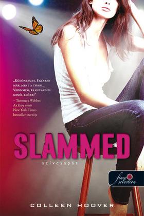 Colleen Hoover - Szívcsapás - Slammed - KEMÉNY BORÍTÓS