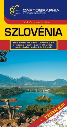 Cartographia Kiadó - Szlovénia útikönyv