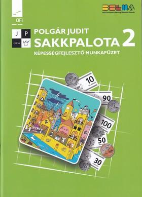 Polgár Judit - 80472/M SAKKPALOTA 2. MUNKAFÜZET