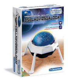 Clementoni Tudományos játék - Készíts csillagvizsgálót