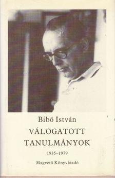 Bibó István - Válogatott tanulmányok IV. 1935-1979 [antikvár]