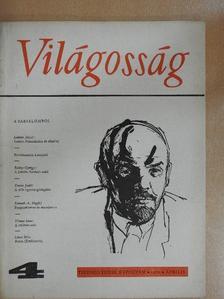 Ancsel Éva - Világosság 1970. április [antikvár]