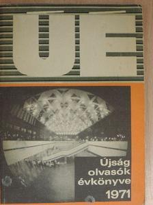 Darvasi István - Újságolvasók évkönyve 1971 [antikvár]