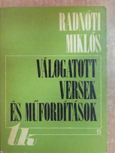 Adolf Meschendörfer - Válogatott versek és műfordítások [antikvár]