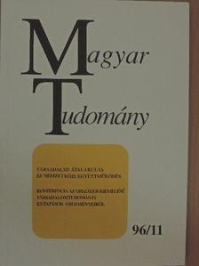 Andorka Rudolf - Magyar Tudomány 1996. november [antikvár]