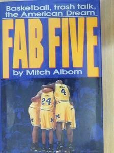 Mitch Albom - Fab Five [antikvár]