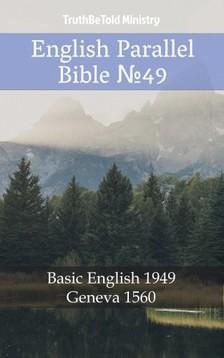 TruthBeTold Ministry, Joern Andre Halseth, Samuel Henry Hooke - English Parallel Bible 49 [eKönyv: epub, mobi]