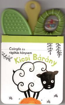 Yoyo Books - Csörgős és rágókás könyvem:Kicsi Bárány