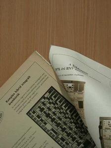 B. Nagy Péter - Híradástechnika 1980/1-2. [antikvár]