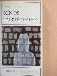 Karel Čapek - Kínos történetek [antikvár]