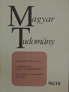 Balázs Lóránt - Magyar Tudomány 1996. október [antikvár]