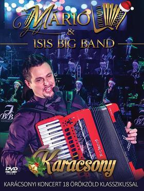 Márió - Márió & ISIS Big Band - Karácsony DVD