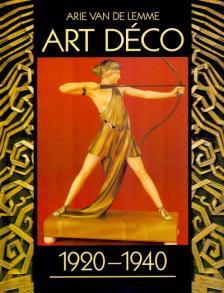 LEMME, ARIE VAN DE - ART DÉCO 1920-1940