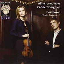 BRAHMS... - VIOLIN SONATAS CD IBRAGIMOVA