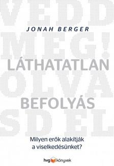 Berger Johan - Láthatatlan befolyás [eKönyv: epub, mobi]