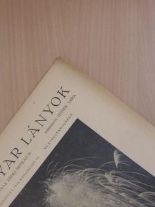 Radó Antal - Magyar Lányok 1934., 1936. (vegyes számok) (26 db) [antikvár]