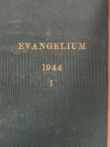 Dr. Erdős Mátyás - Evangélium 1944. (nem teljes évfolyam) [antikvár]