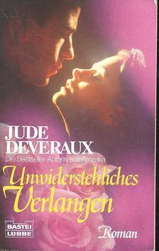 Jude Deveraux - Unwiderstehliches Verlangen [antikvár]