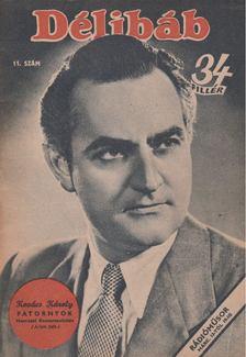 Bibó Lajos - Délibáb 1944. XVIII. évf. 11. szám [antikvár]