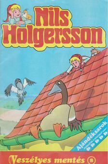 Selma Lagerlöf - Nils Holgersson 8. [antikvár]