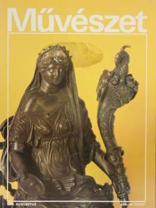 Csányi László - Művészet 1980. augusztus [antikvár]