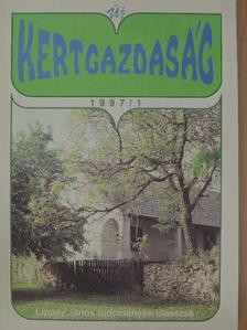 Aurelia Kamenica - Új kertgazdaság 1997/1. [antikvár]