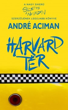 André Aciman - Harvard tér [eKönyv: epub, mobi]