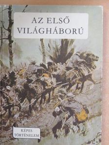 Gondos Ernő - Az első világháború [antikvár]