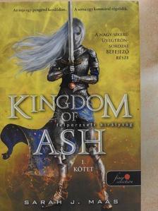 Sarah J. Maas - Felperzselt királyság 1. [antikvár]