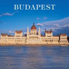 Hűtőmágnes Naptár Budapest 2014