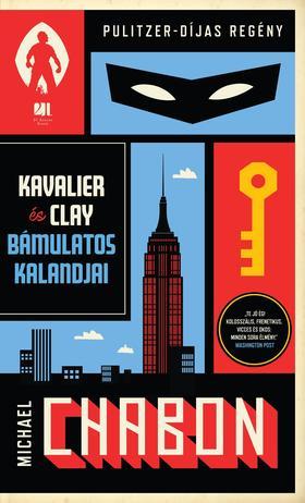 Michael Chabon - Kavalier és Clay bámulatos kalandjai I. és II. kötet
