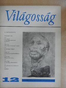 Ancsel Éva - Világosság 1970. december [antikvár]