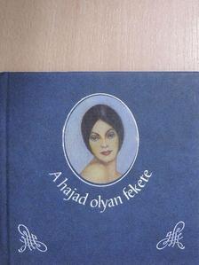 Ady Endre - A hajad olyan fekete [antikvár]