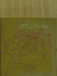 A. Tvardovszkij - Győzelem 1945 (minikönyv) [antikvár]