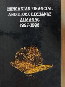 Dr. Asztalos László - Hungarian financial and stock exchange almanac 1997-1998. Volume I. [antikvár]