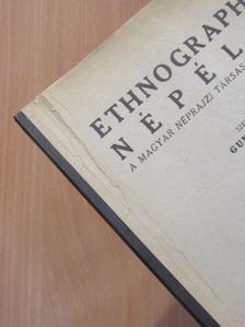 Balassa Iván - Ethnographia - Népélet 1942/1. [antikvár]