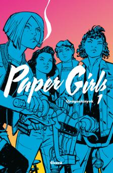 Brian K. Vaughn - Paper Girls