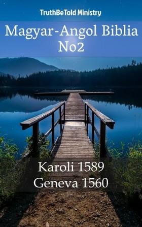 Gáspár Károli, Joern Andre Halseth, TruthBeTold Ministry - Magyar-Angol Biblia No2 [eKönyv: epub, mobi]